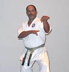 The standard karategi
